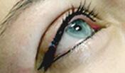 makijaż permanentny oczy